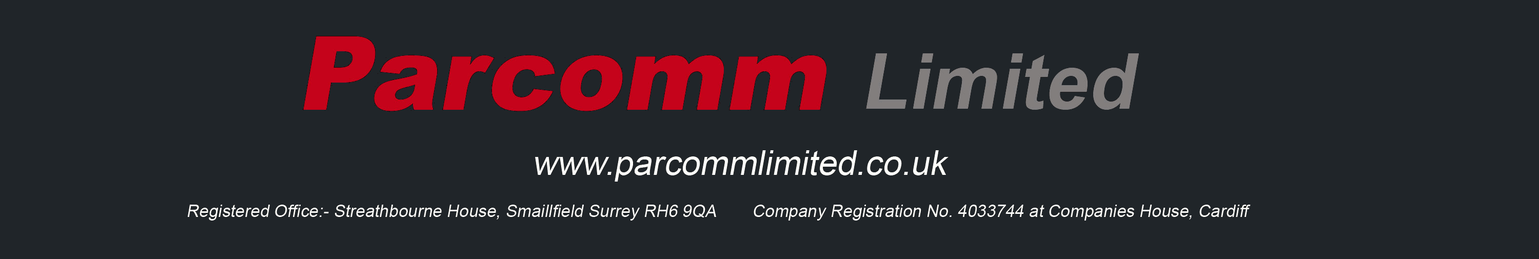 Parcomm Limited